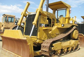 Used Crawler Dozers for Sale