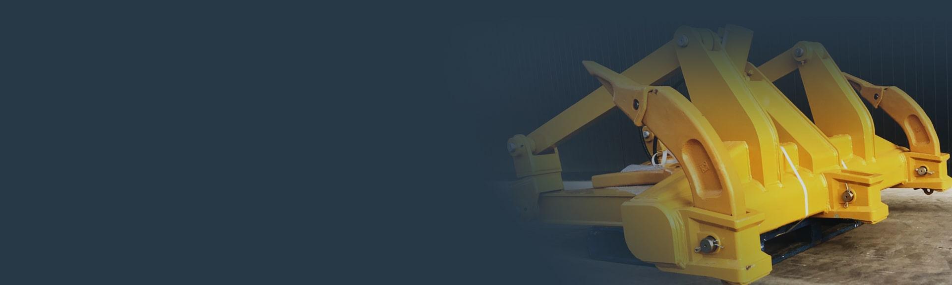 Construction Equipment Parts & Attachments