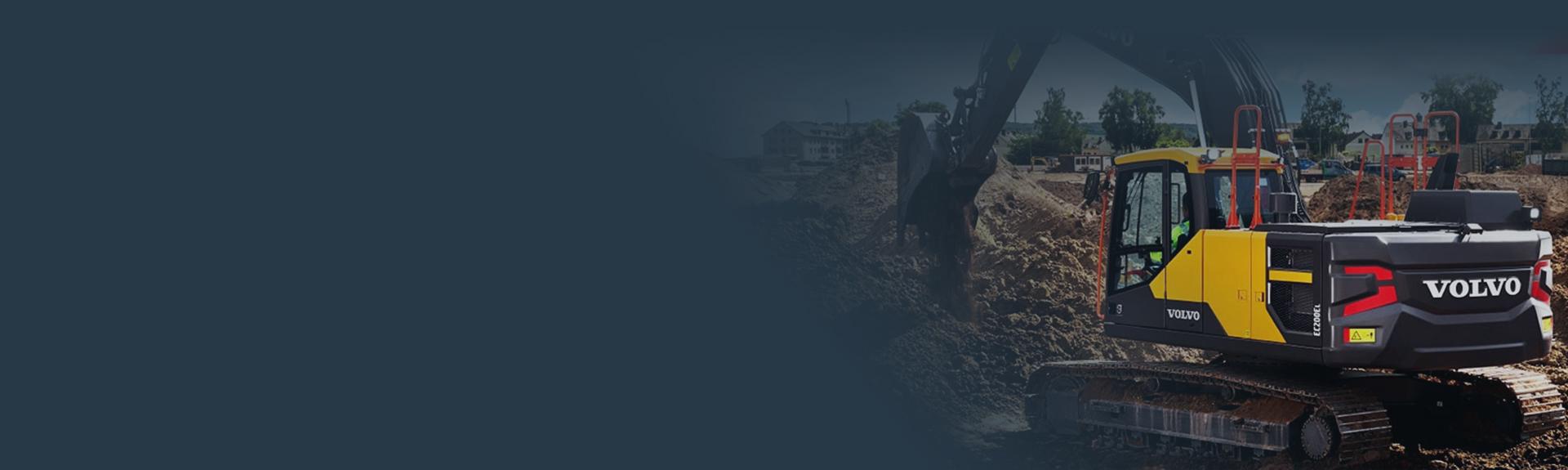 Used Volvo Construction Equipment