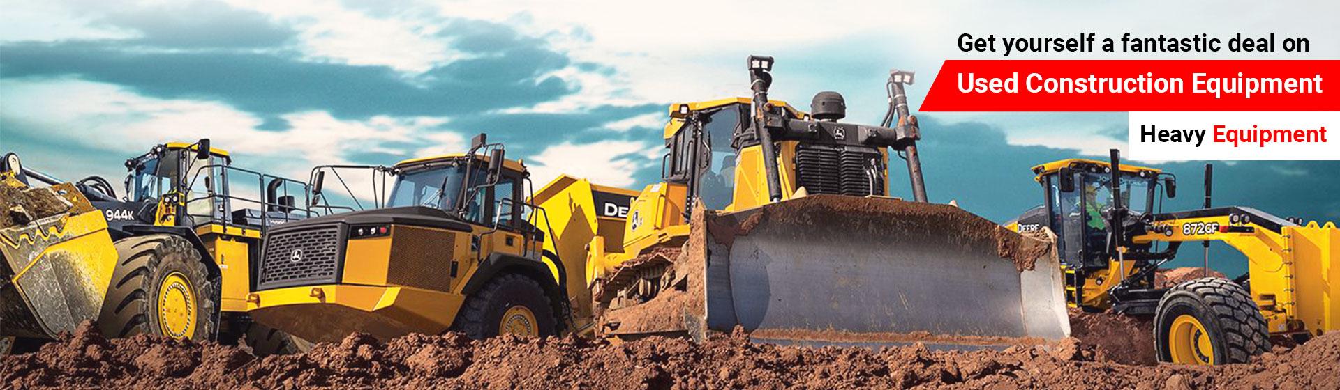 Construction Equipment & Heavy Machinery